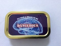 Dangerous 1oz tin