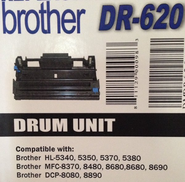 Brother DR-620 Drum Unit