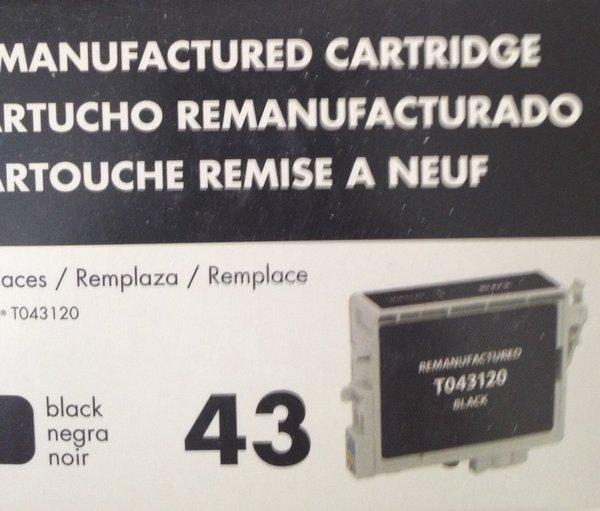 Epson 43 Black