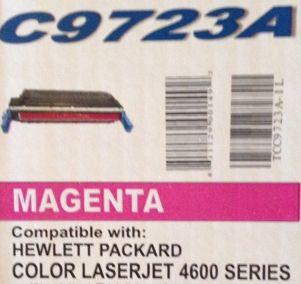 HP C9723A Magenta