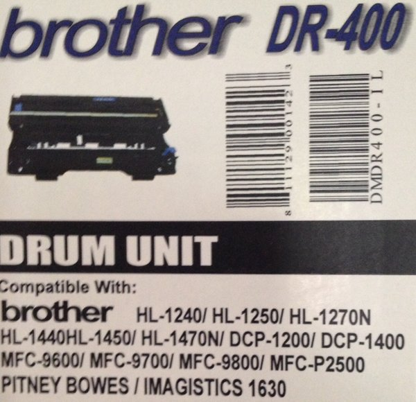 Brother DR-400 Drum Unit