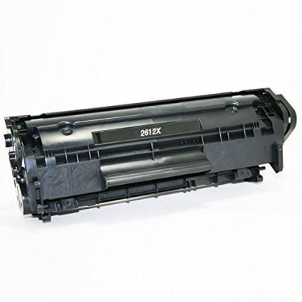 HP Q2612X Black Toner Cartridge