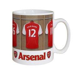 Arsenal Dressing Room Mug