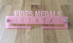 Acrylic Medal Hangers Personalised