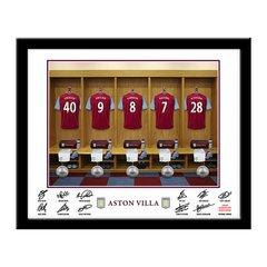 Aston Villa Dressing Room Frame
