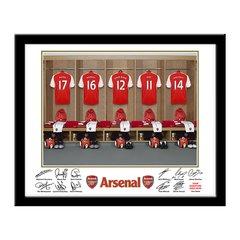 Arsenal Dressing Room Frame