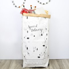 'SPECIAL DELIVERY' CHRISTMAS SANTA SACK