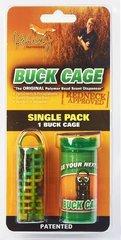 Buck Cage Camo Green Single