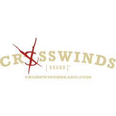 Cross Winds Brand Vinyl Decal