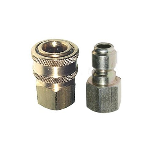 Quot quick connect fittings for pressure washer hose bb