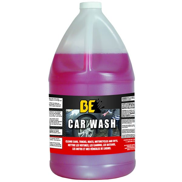 Car Wash Concentrate To Use In Pressure Washing