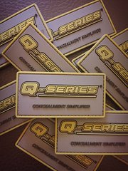 Q-Series PVC Velcro Patches