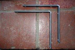 """1"""" Wide Light Weight Shelf Bracket"""