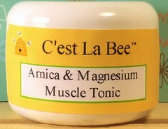 Arnica & Magnesium Muscle Tonic .5 ounce test it size