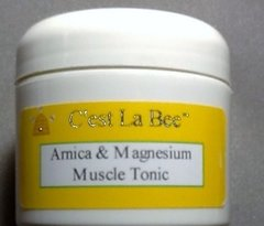 Arnica & Magnesium Muscle Tonic 2 oz