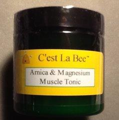 Arnica & Magnesium Muscle Tonic 4 oz