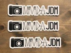 MiVida JDM Slaps (Sticker)