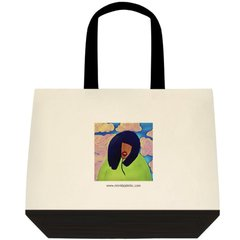 "TOTE: ""I Can't Stand The Rain"" ART TOTE LIMITED EDITION"