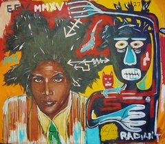 Basquiat Tribute