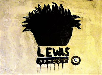 Artist Kenneth J Lewis Sr
