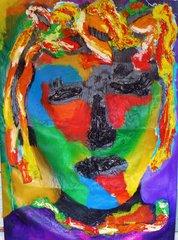 Mardi Gras I Original