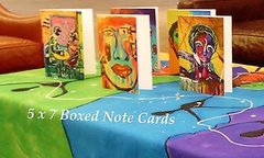 Boxed Note Cards Set A