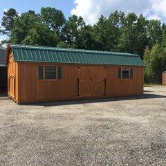 Handiman Cedar with Green Roof