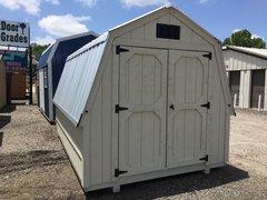 8x12 Cottonwood Barn