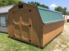 10x16 4' Cedar w/ Green Roof