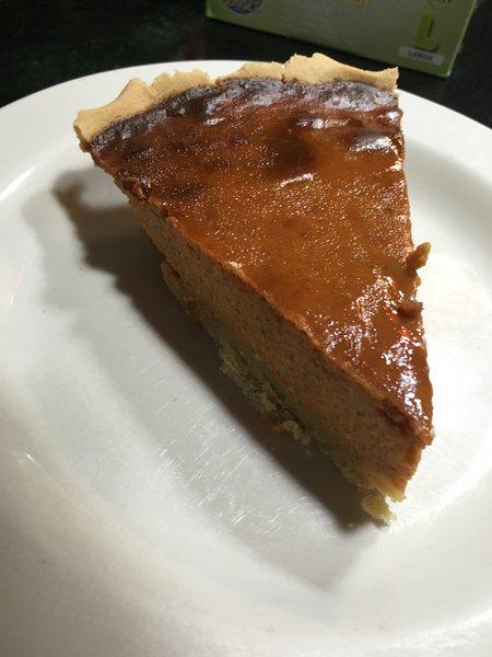 Sweet Potato Pie 9 inch