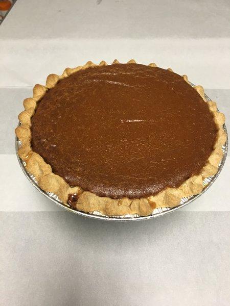Pumpkin Pie 9 inch