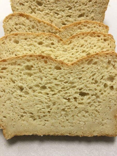 Whole Grain -Gluten Free Bread