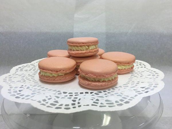 French Macarons - 12 macarons (ANY FLAVOR)