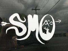 SMO Car Decal