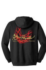 "Burt Reynolds ""Firebird"" Zippered Hoody"
