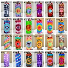 Flower of Life Lighter Cases