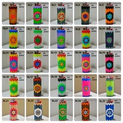 Seed of Life Lighter Cases