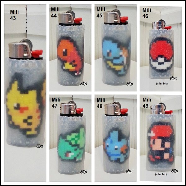 Pokemon Lighter Cases - Mili