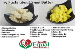 1lb Package Pure Unrefined African Shea Butter SALE