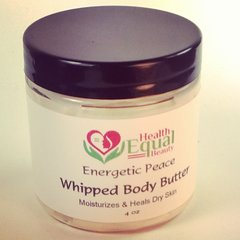 Energetic Peace body butter 4 oz