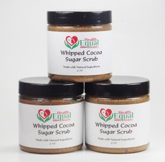 Whipped Cocoa Sugar Scrub Set of 3
