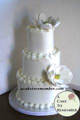 How To Make A DIY Wedding Cake Tutorial