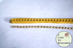 """12"""" long studded chain mold M5138"""