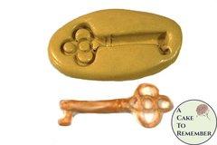 Small Skeleton Key mold for cake decorating