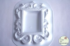 Hard plastic small frame mold