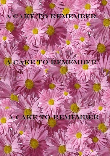 3 sheets pink daisy wafer paper for cake decorating, cookie decorating, or cupcake decorating.