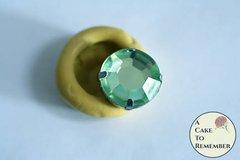 Round jewel mini mold, food grade silicone M5141