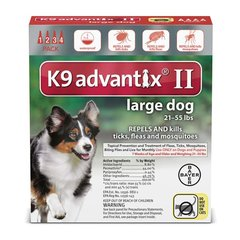 Advantix II Dog Large 22-55#