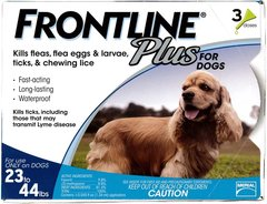 Frontline Plus Dog Medium