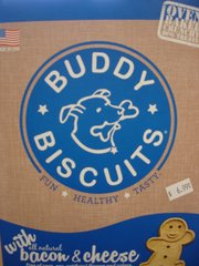 Buddy Buscuits Bacon&Cheese 16 oz.